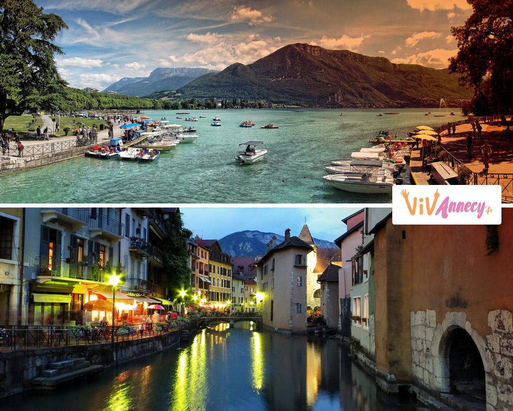 Que faire à Annecy et au lac